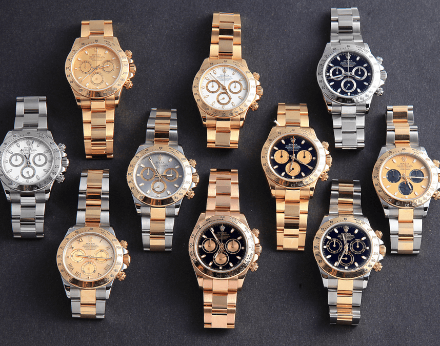 Replica rolex daytona Watches